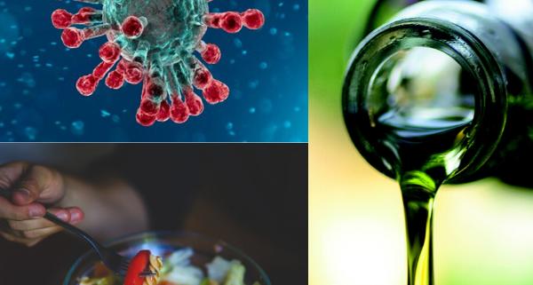Coronavirus: tutti in casa in compagnia dell'Olio Evo!