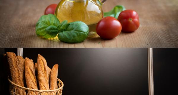 Pane e panini all'Olio di Oliva: 4 ricette fatte in casa
