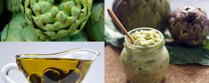 Crema di Carciofi Sott'Olio, una ricetta semplice da fare in casa