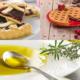 Crostata all'olio di oliva senza burro