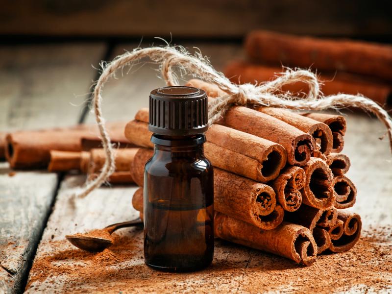 Olio di oliva e cannella: un olio terapeutico dai molteplici benefici