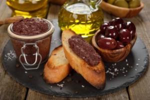 patè olive nere bimby