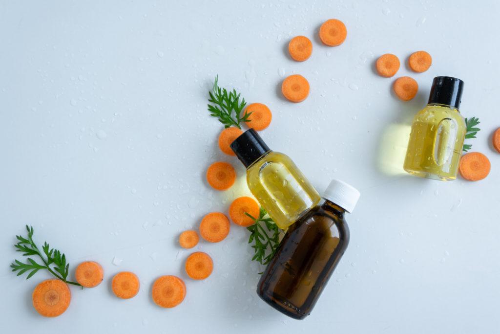 Oleolito alla carota: contro l'invecchiamento della pelle