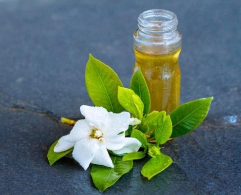 Oleolito al Gelsomino per la bellezza della tua pelle