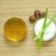 Panna vegetale con Olio di Oliva fatta in casa