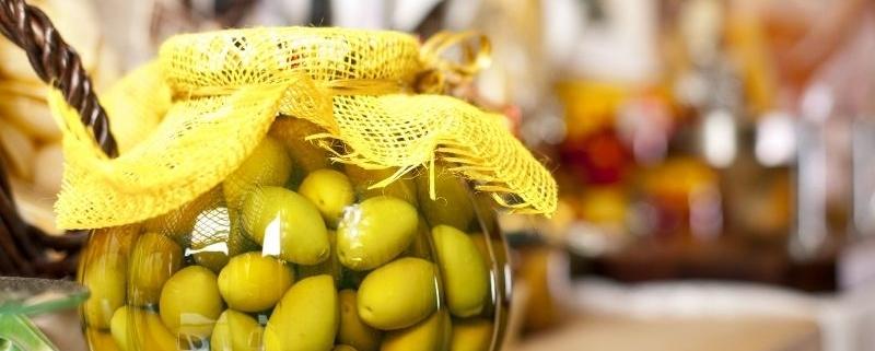 Ricette Olive in Salamoia