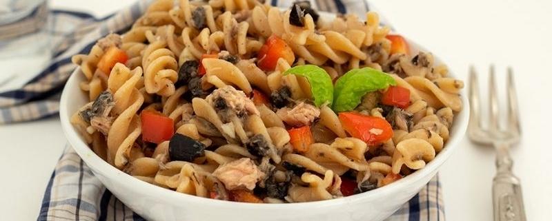 6 ricette per dei Primi Piatti a base di Patè di Olive
