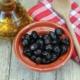 Olive fritte per un tradizionale Antipasto Pugliese