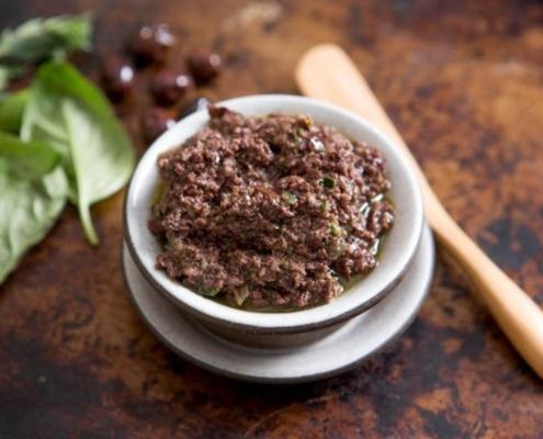 3 Ricette per Secondi Piatti a base di Patè di Olive